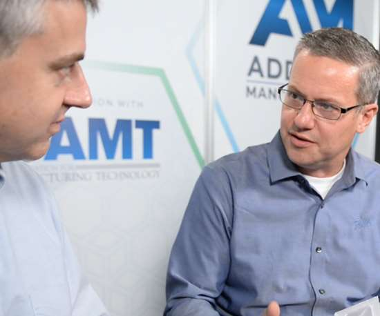 Kurtis Webb from Pella and Peter Zelinski from Additive Manufacturing Magazine discuss 3D printing mindset