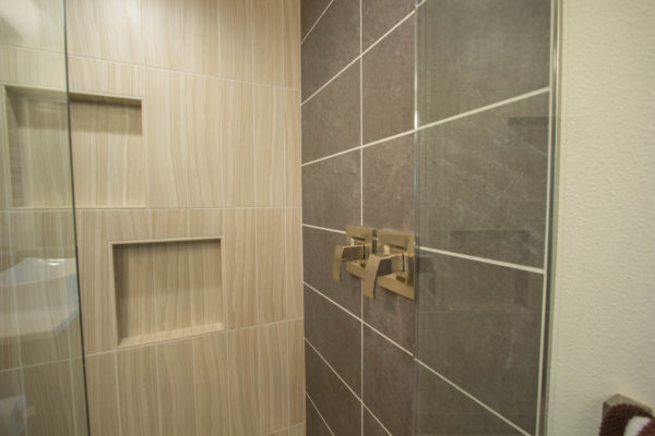 large shower tile