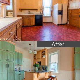 Central Irvington Kitchen Remodel