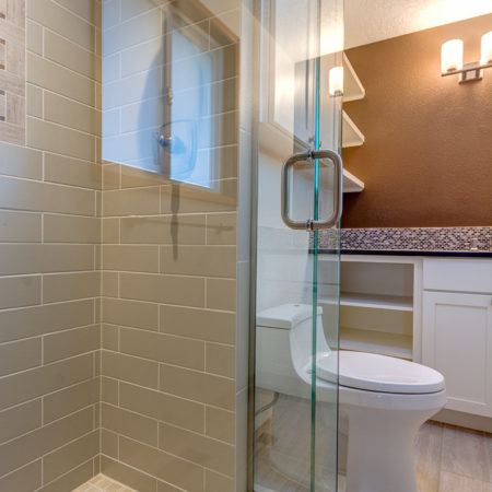 Milwaukie Bathroom Remodel