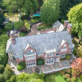 Southwest Portland Historical Mansion