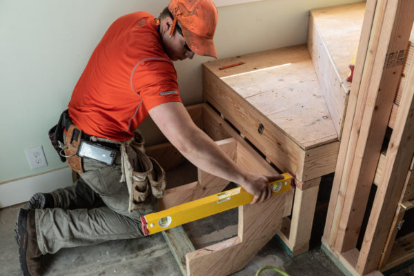 remodeling options: one person operation