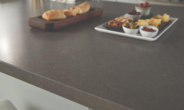 countertop pros and cons: quartz countertop
