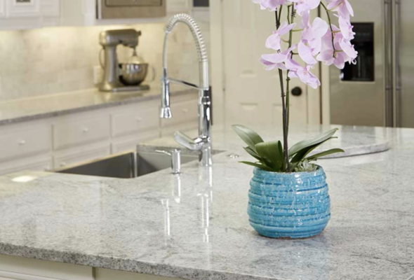 countertop pros and cons: granite countertop