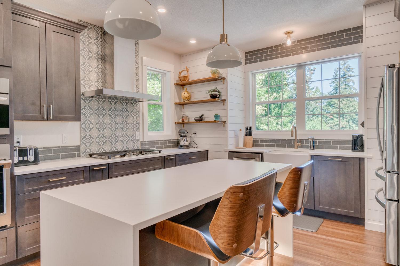 west linn kitchen remodel