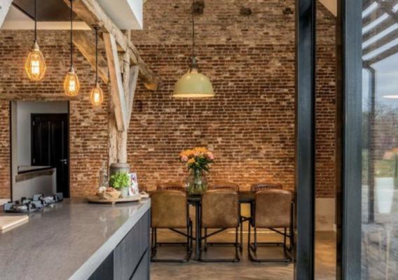 tile trends: brick