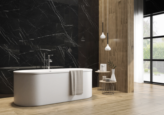 tile trends: mixing tiles