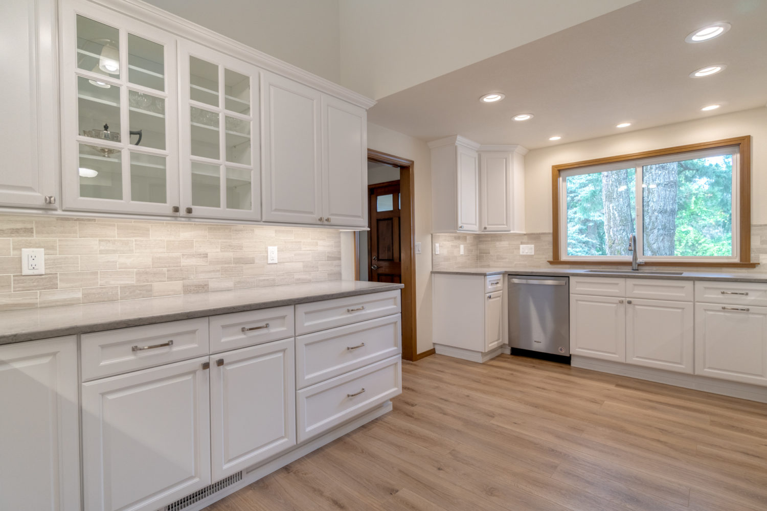 whole home remodel - kitchen