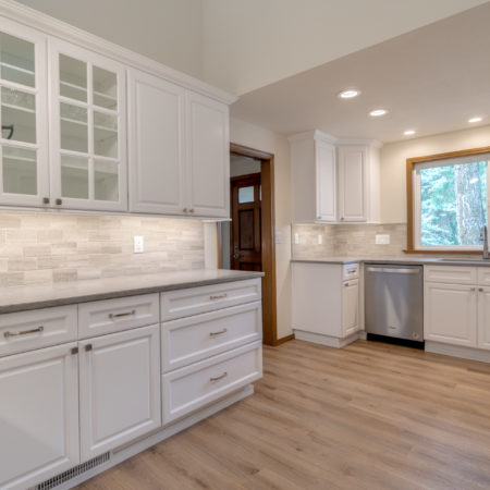 west linn whole home remodel