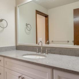 west linn whole home bath remodel