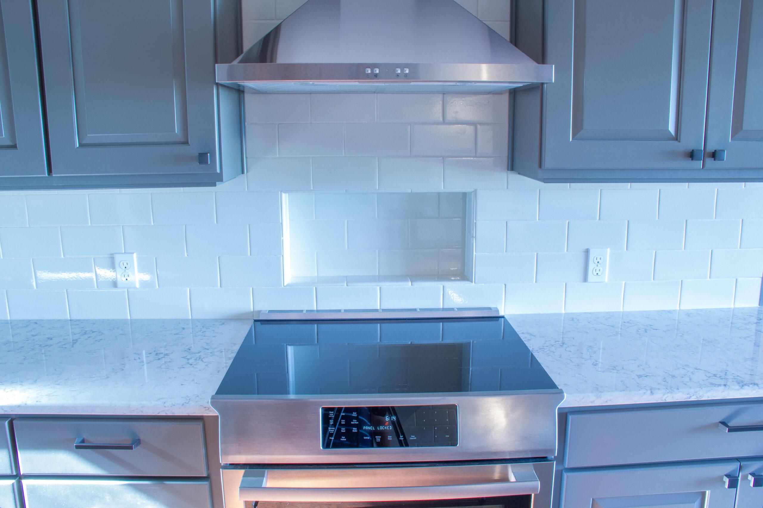 glass stove top