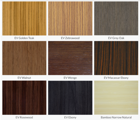 average cost of kitchen cabinets: cabinet finishes