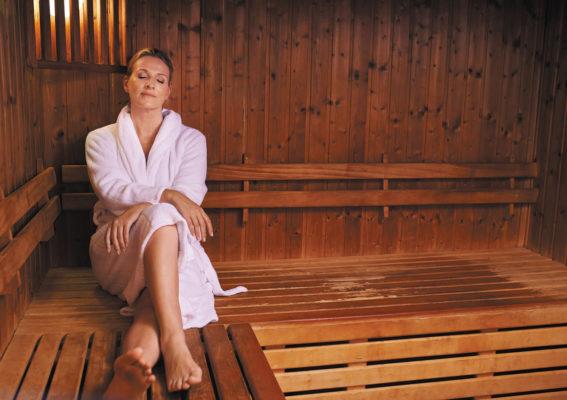home sauna health benefits