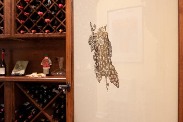 luxury home remodel ideas: wine cellar
