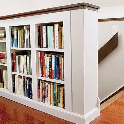 attic remodel storage