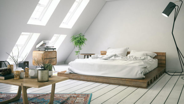attic remodel