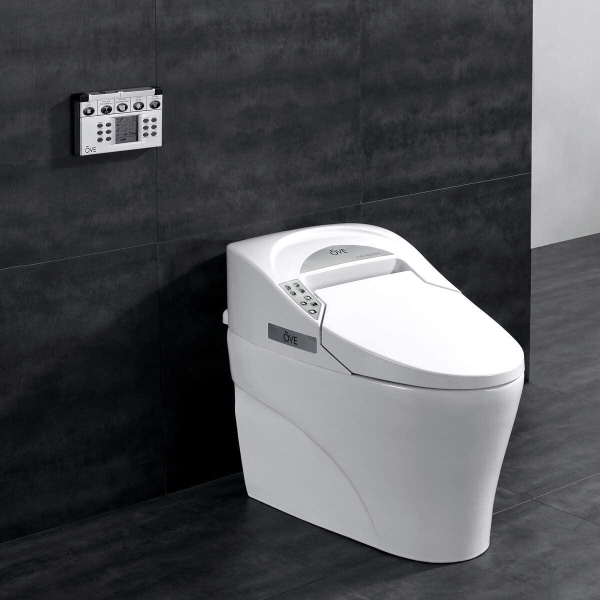 toilet types: smart toilet