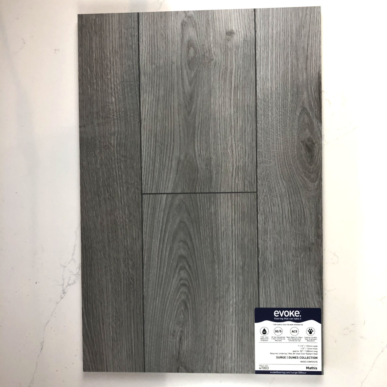 vinyl vs laminate flooring: evoke laminate