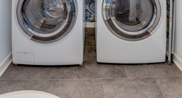 laundry room essentials: flooring