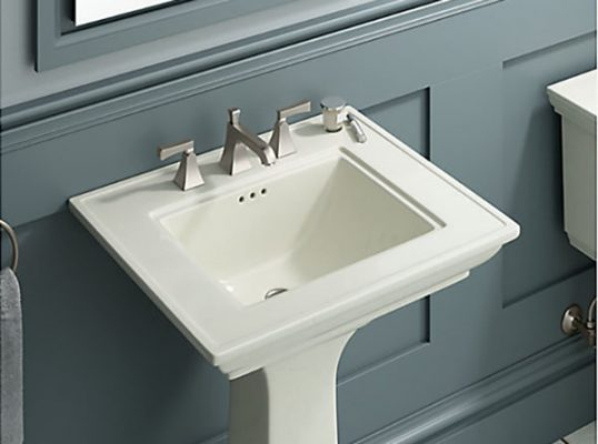 pedestal sink pros and cons