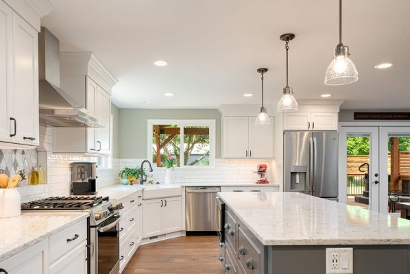 Is Home Remodeling Worth It Right Now in Portland - kitchen remodel