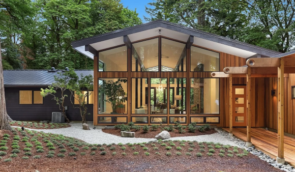 Portland home styles: Midcentury modern