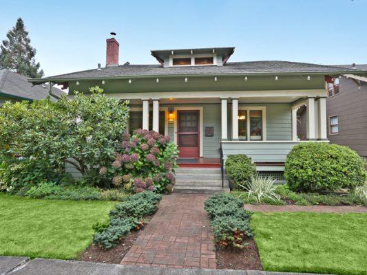 Portland home styles: Bungalow