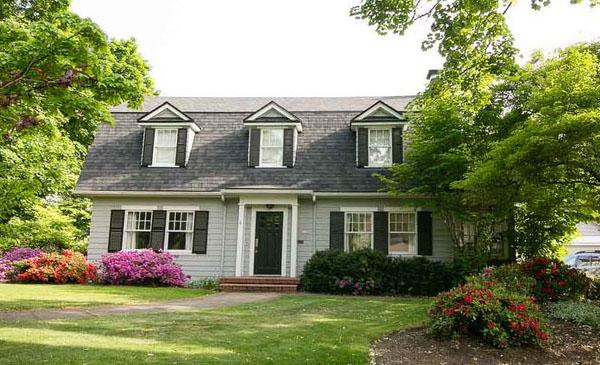 Portland home styles: Cape Cod