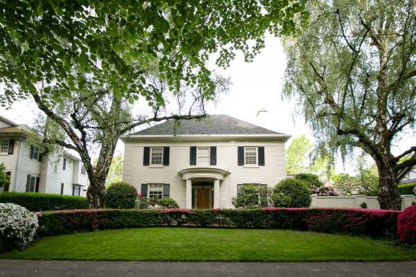 Portland home styles: Colonial