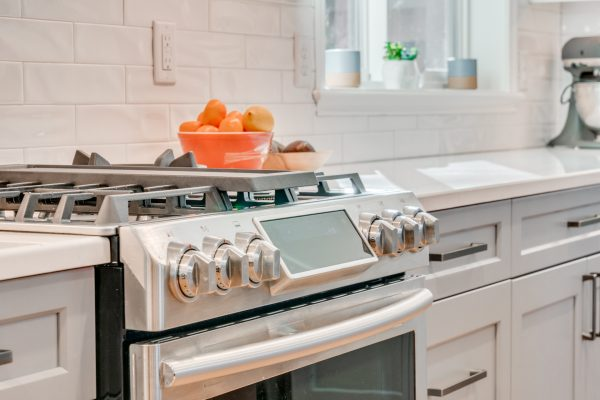 kitchen remodel questions: high end stainless steel range