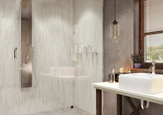 wetwall shower wall panel system