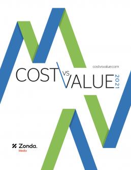 cost versus value report 2021 for Portland metro area