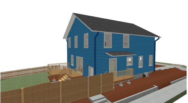 second story addition: full addition